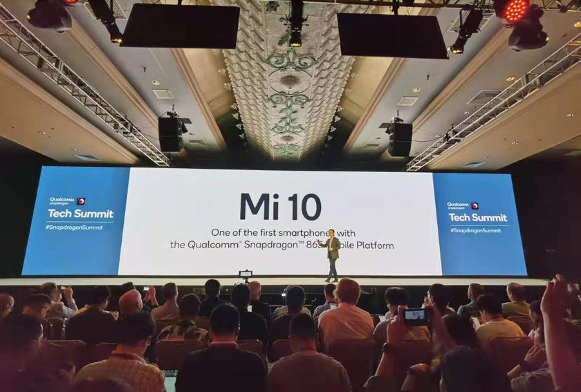 Официально: Xiaomi Mi 10 один из первых получит чип Snapdragon 865, а Redmi K30 — Snapdragon 765G