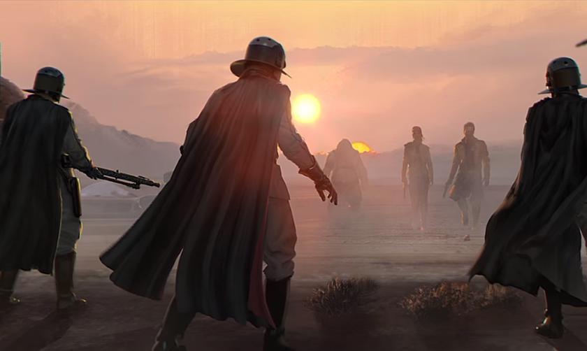 ИзElectronic Arts ушел креативный директор неанонсированной игры поStar Wars