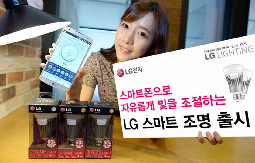 """LG Smart Bulb: """"умные"""" лампы со светомузыкой, Wi-Fi и Bluetooth"""