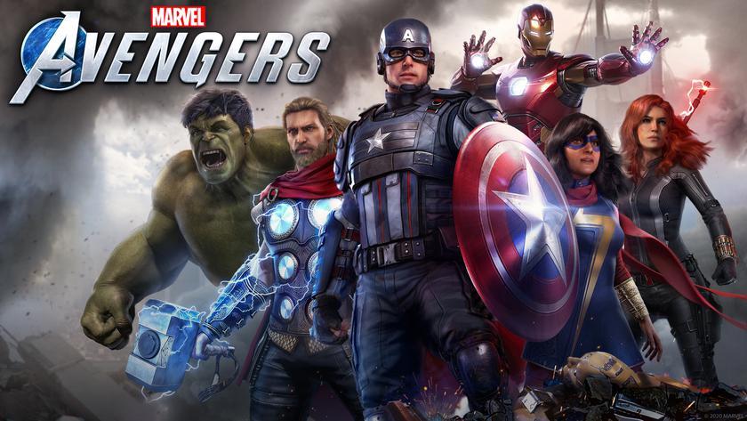 Marvel'sAvengers вышла вSteam иPSStore: запуск предзаказов и«Величайшего издания Земли»