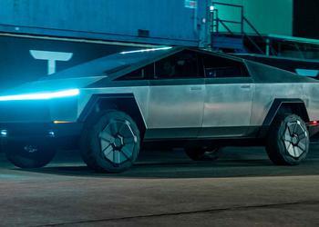 Илон Маск: стальной кузов электропикапа Tesla Cybertruck можно будет нагревать, чтобы изменить цвет машины