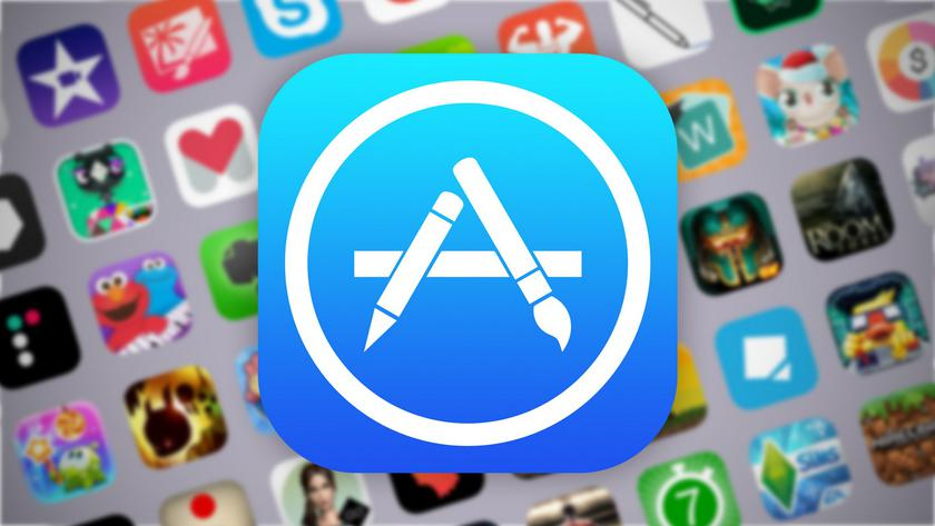 Apple changed the design of the web version of the App Store