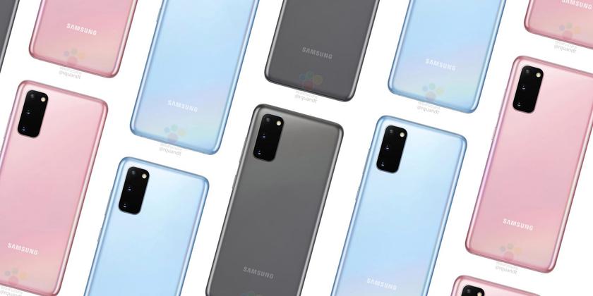 До €1559: сколько будут стоить флагманы Galaxy S20 на европейском рынке