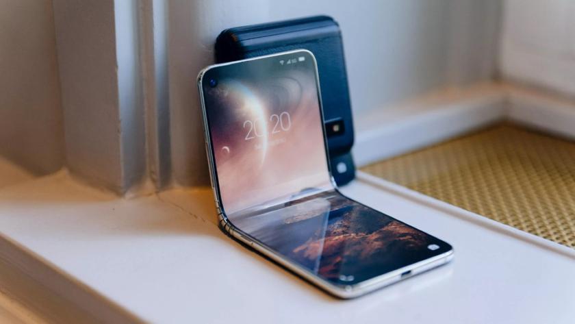 Xiaomi работает над смартфоном с дизайном, как у «раскладушки» Motorola RAZR