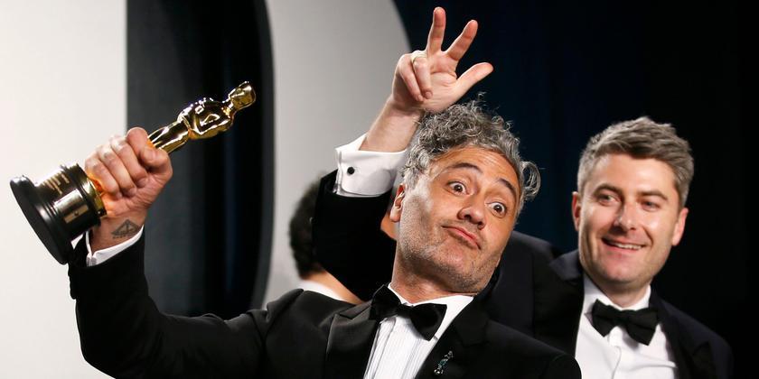 «Она ужасна»: режиссер «Кролика Джоджо» Тайка Вайтити после «Оскара» раскритиковал клавиатуру MacBook