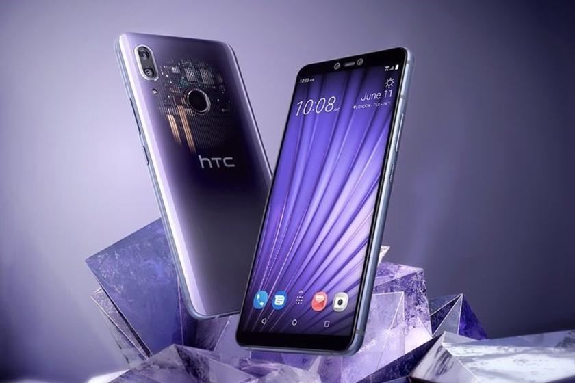 HTC представила смартфоны U19e с полупрозрачным корпусом и Desire 19+ с тройной камерой