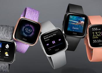 "Announcement of Fitbit Versa: ""smart"" watches for everyone"