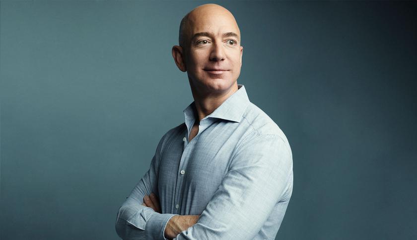 Forbes назвал главу Amazon Джеффа Безоса миллиардером-неудачником года