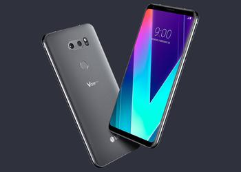 "LG V40 received the code name ""Storm"""