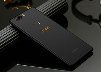 "Nubia smartphone with Snapdragon 845 chip ""lit up"" in AnTuTu"