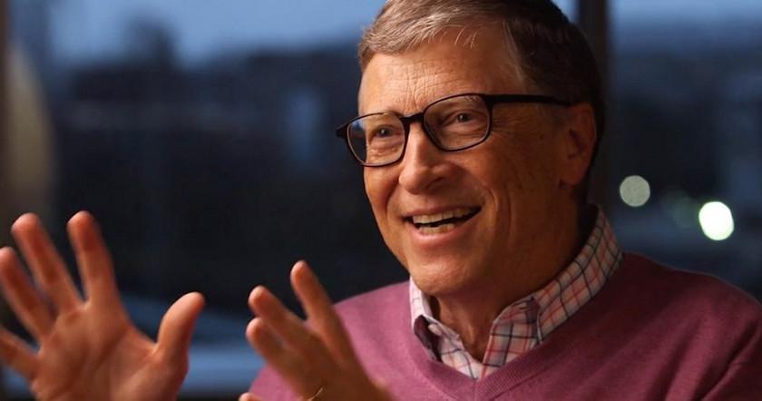 Все еще без iPhone: Билл Гейтс перешел на Android