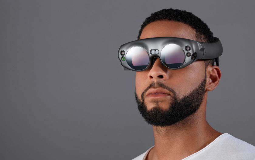Разработчики получат AR-очки Magic Leap One уже этим летом