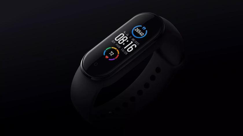 Фитнес-браслет Xiaomi Mi Band 5 научился круглосуточно мониторить сон