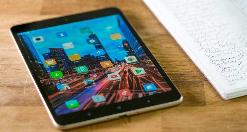 Планшет Xiaomi Mi Pad 4 будет стоить дешевле, чем ожидалось