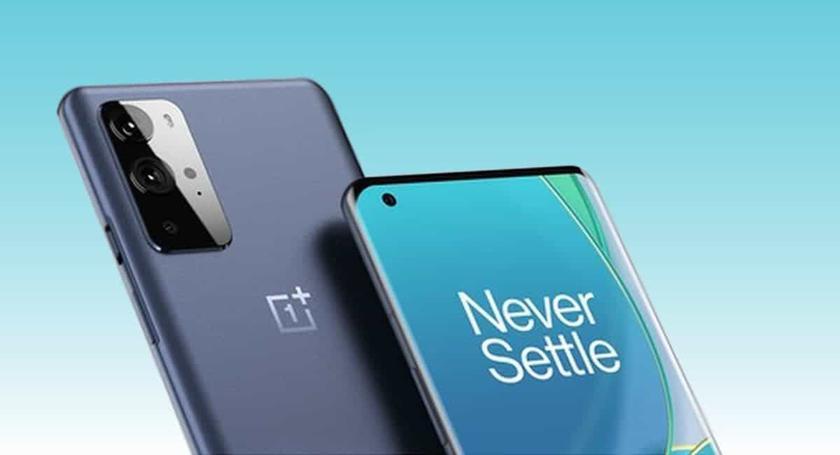 """Инсайдер раскрыл подробности о флагманах OnePlus 9 и OnePlus 9 Pro: 120 Гц экраны с диагональю до 6,78"""""""