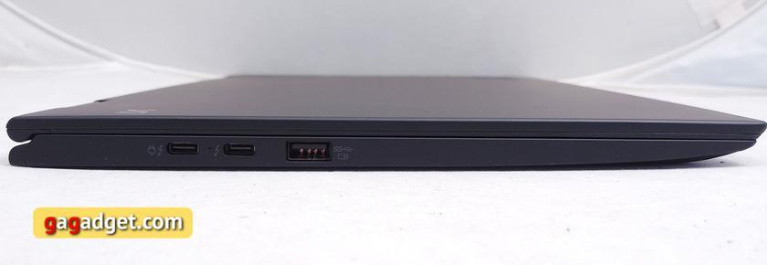 """Обзор Lenovo ThinkPad X1 Yoga (3 gen): топовый трансформируемый """"бизнес-ноутбук"""" с впечатляющей ценой-11"""