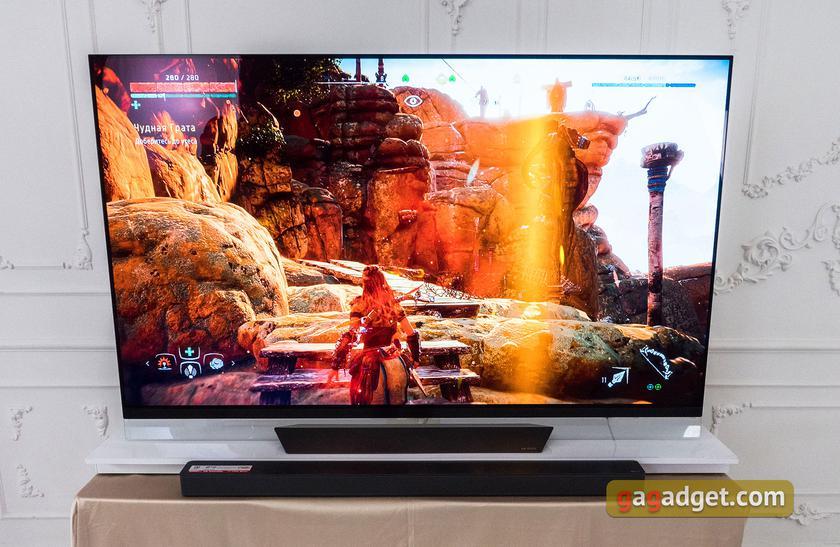 Обзор LG OLED65E8PLA: OLED-телевизор с максимальным набором новых технологий-129