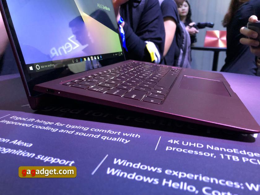 Computex 2018: новые ноутбуки ASUS своими глазами-11