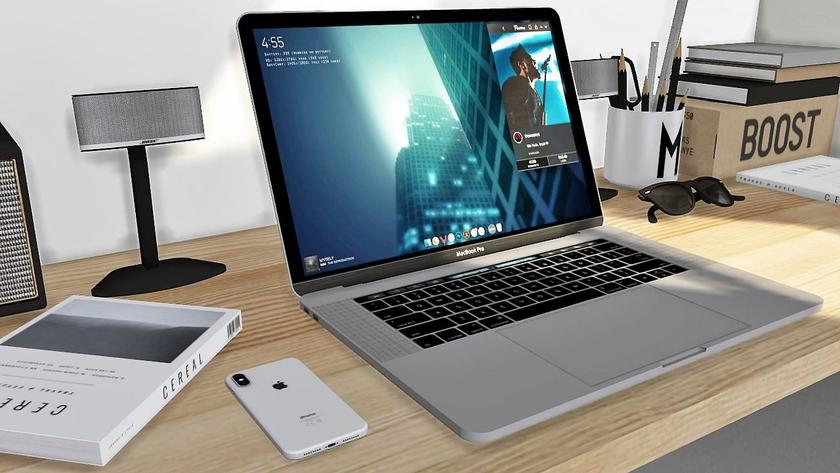 Apple iPhone X, MacBook Pro 13