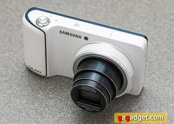 Обзор Samsung Galaxy Camera (EK-CG110)