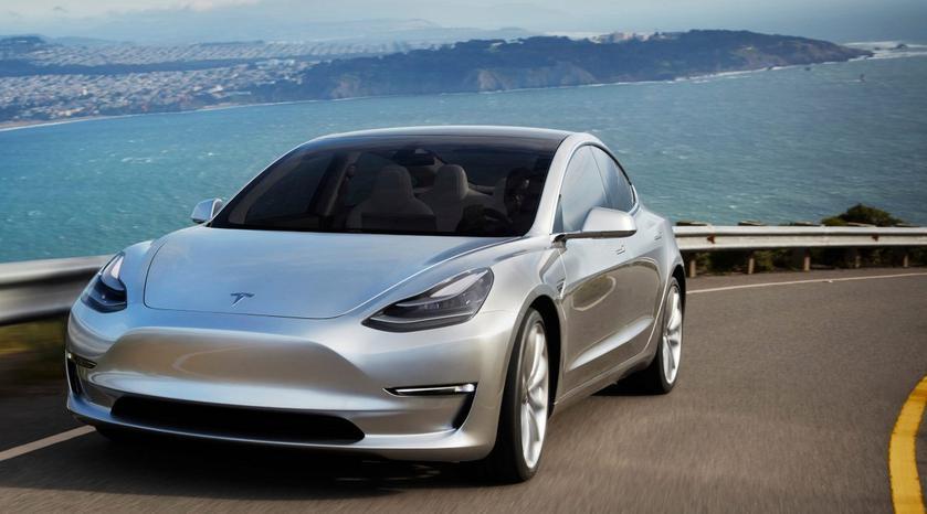 Слух: Tesla наконец-то выпускает по 5000 электрокаров Model 3 в неделю