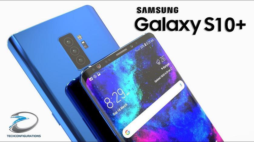 Samsung задумалась над тройной камерой для Galaxy S10