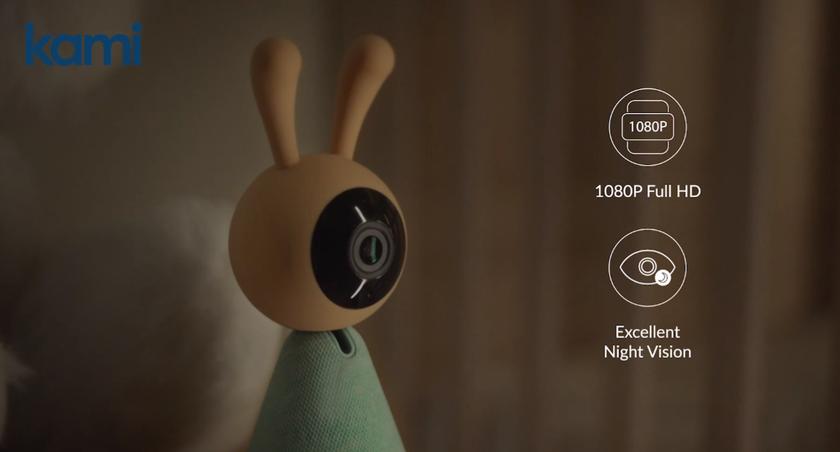 Детский монитор Yi Technology KamiBaby: больше, чем видеоняня