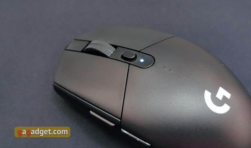 Обзор Logitech G305 Lightspeed: беспроводная игровая мышь с отличным сенсором-10