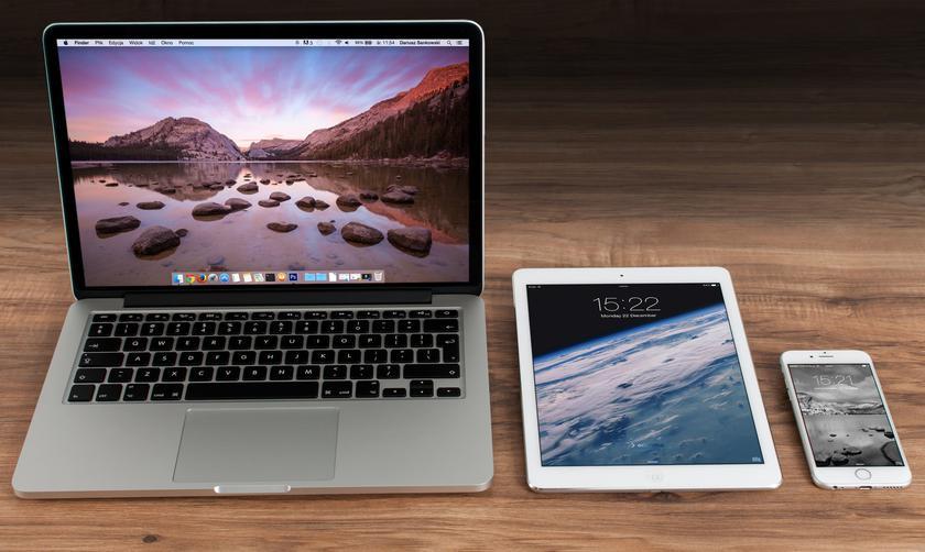 Apple может «переодеть» MacBook, iPad и iPhone в титановый корпус