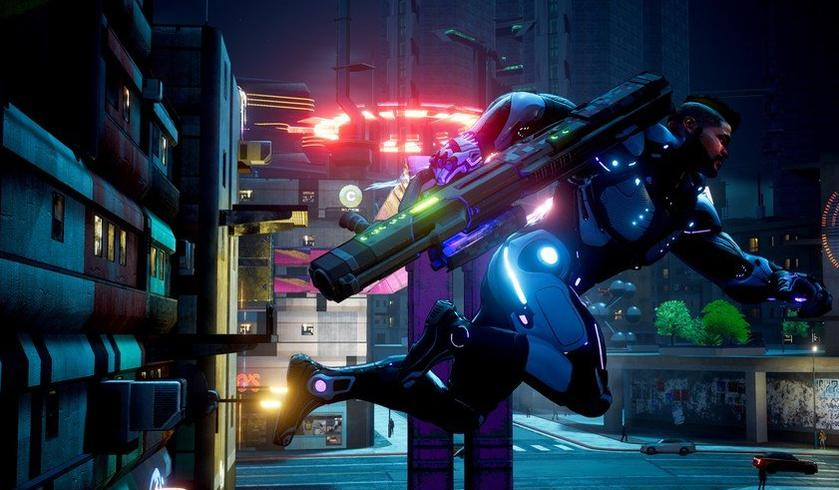 Слух: Microsoft опять переносит релиз Crackdow 3