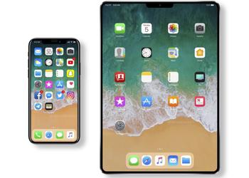 Rumor: Apple will present iPad Pro with iPhone X in June