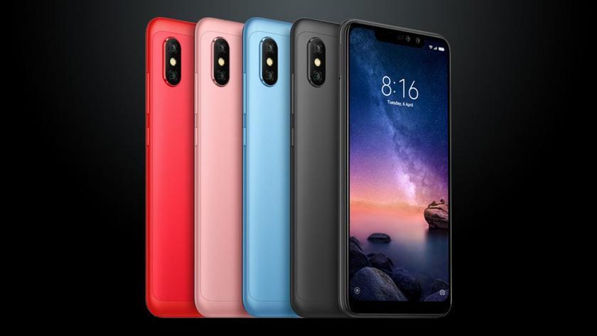 Неанонсированный Xiaomi Redmi Note 6 Pro уже поступил в продажу: сколько стоит и где можно заказать