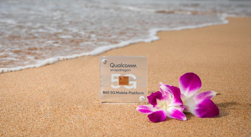 Qualcomm раскрыл характеристики чипа Snapdragon 865: 8 ядер, 7 нанометров, 5G-модем X55, поддержка дисплеев до 144 Гц и фотографий до 200 Мп