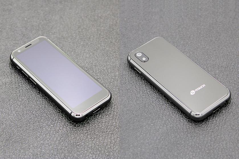 Android-смартфон K-Touch с 3.5-дюймовым экраном для тех, кто ненавидит «лопаты»