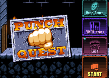 Игры для iPad: Punch Quest