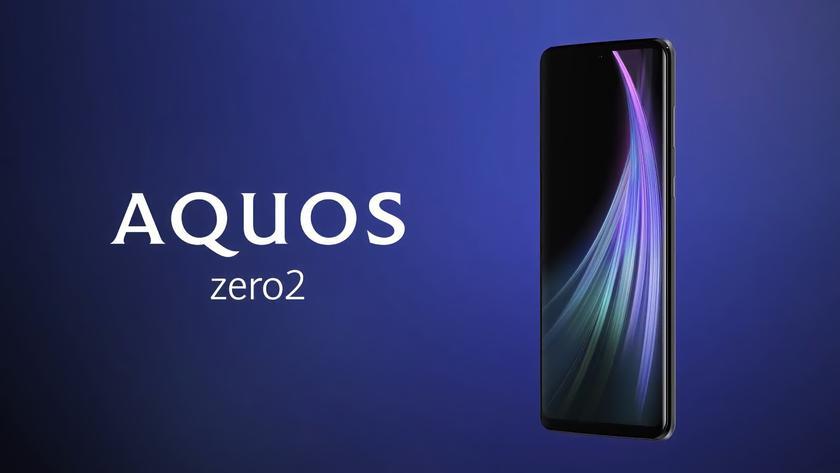 Sharp Aquos Zero 2 с первым в мире мобильным дисплеем на 240 Гц оценил