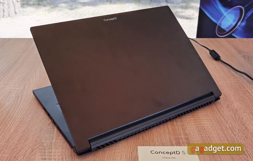 Новые ноутбуки Acer Swift, ConceptD, Predator и защищённые ENDURO в Украине-13