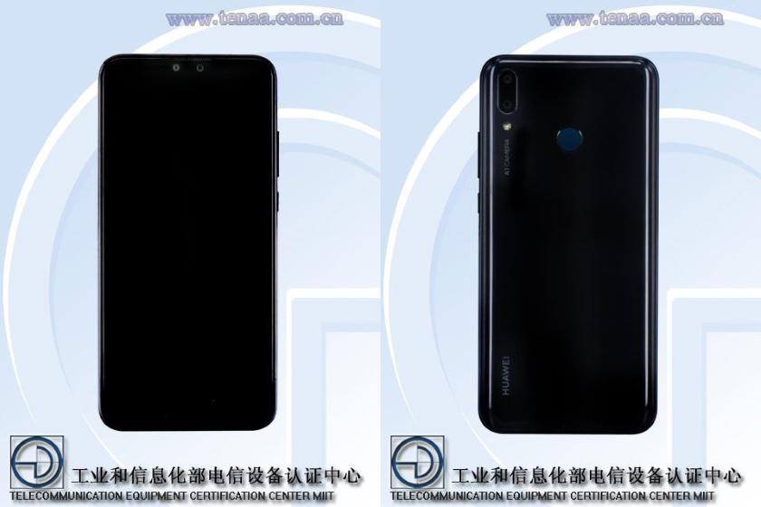 TENAA раскрыла характеристики смартфона Huawei JKM-AL00: 6.5-дюймовый