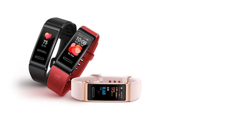 Huawei представила новый фитнес-трекер Band 4 Pro с NFC и GPS за $57