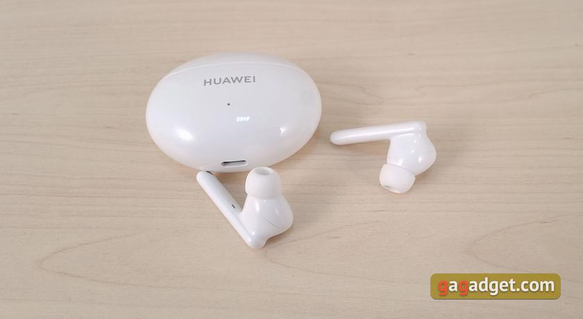Huawei FreeBuds 4i Review: best TWS Noise Canceling Headphones for 90 Euro-6