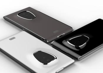 Sirin Finney smartphone features