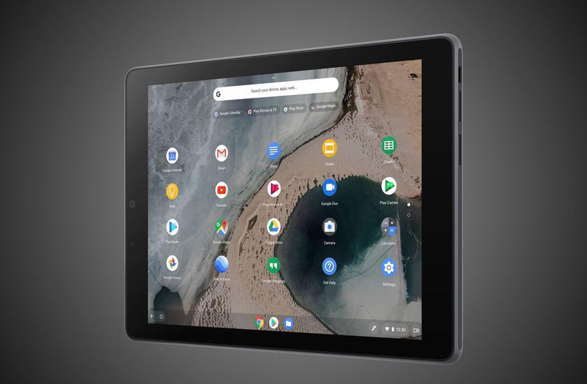 ASUS представила свой первый планшет с Chrome OS — Chromebook Tablet CT100
