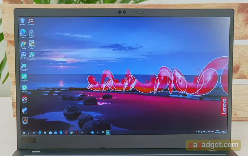 Обзор Lenovo ThinkPad X1 Carbon 8th Gen: нестареющая бизнес-классика-24
