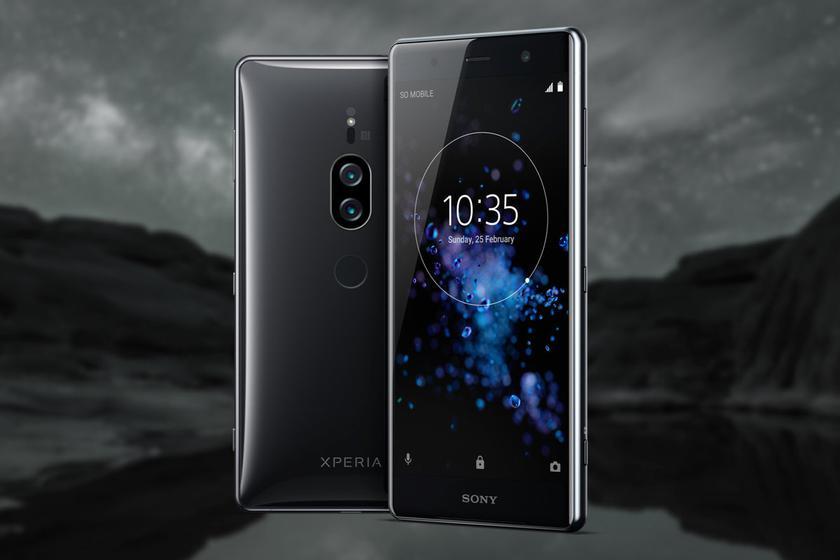 Sony пока не собирается выпускать безрамочные смартфоны