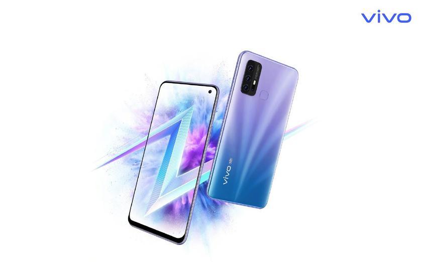 vivo представит 29 февраля смартфон Z6 5G с чипом Snapdragon 765G и аккумулятором на 5000 мАч