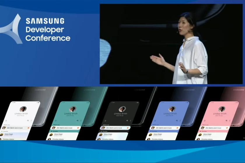 One UI Samsung Galaxy S10