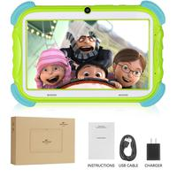 Kids Tablet Android  8.1 Tablet PC 7 inch Tablet For Kid 1GB RAM 16GB Wifi Quad Core Dual Camera Tablets Children Gift