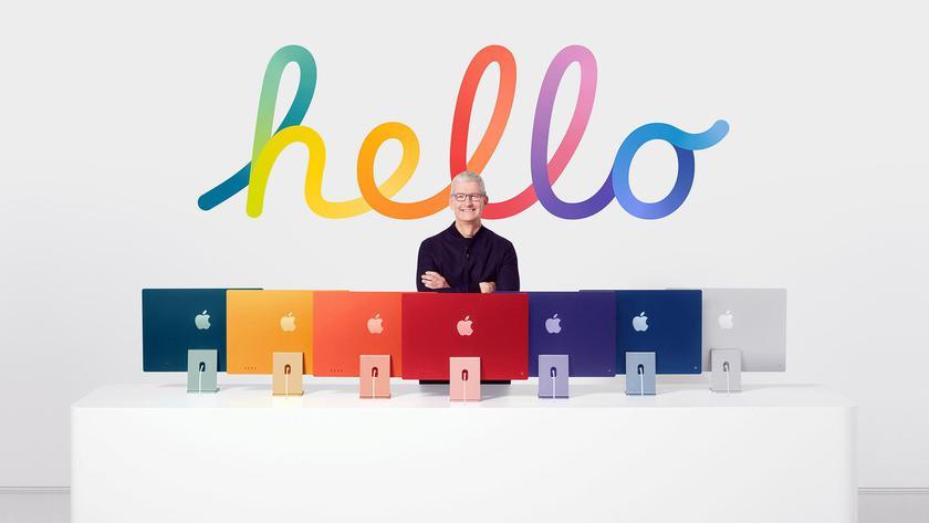 Сколько будут стоить AirTag, новый iMac, приставка Apple TV 4K и обновлённый iPad Pro в Украине