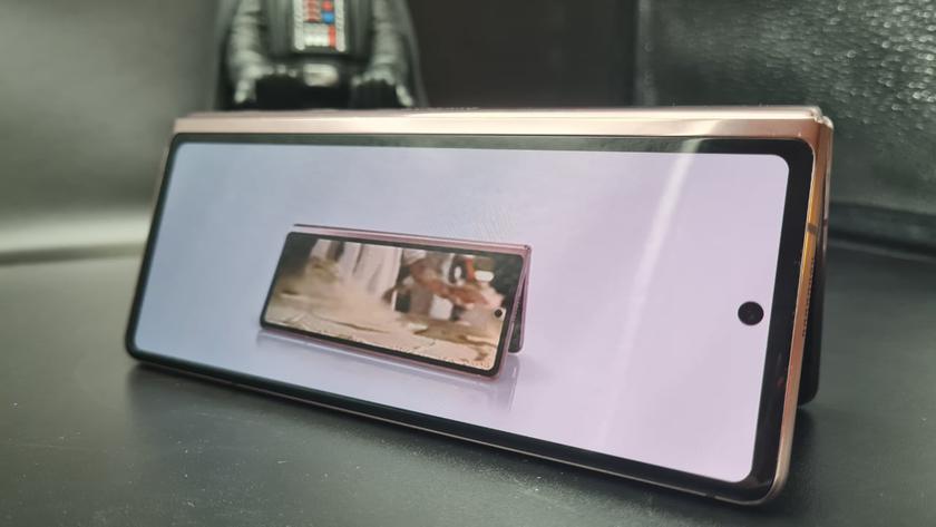 Дневник Samsung Galaxy Z Fold2: режим Flex Mode — то, ради чего мы будем покупать смартфоны со сгибающимся экраном