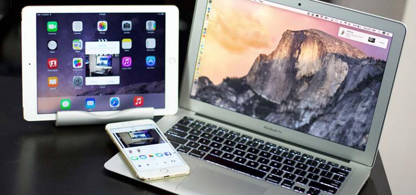 Apple объединит приложения для iPhone и Mac